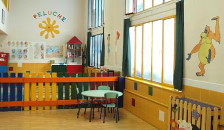 Centro infantil Peluche Zaragoza